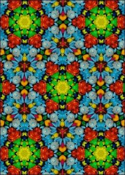 GoGo kaleidoscope