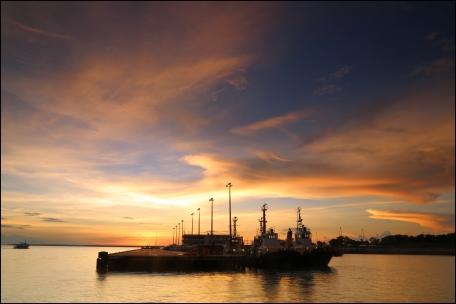 Darwin harbour CG