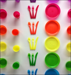 Ikea dinner plates CG