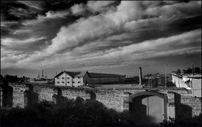 Prison sky