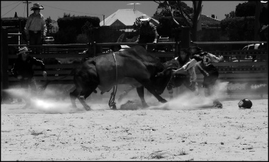Rodeo2 bw CG
