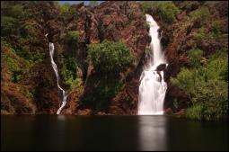Wangi falls CG
