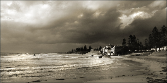 Stormy Cottesloe CG