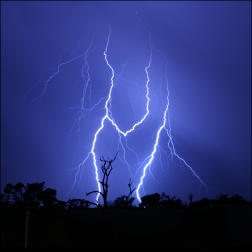 Mandurah lightning_17