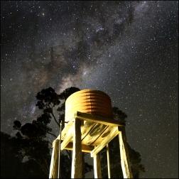 Milky Way over Dryandra3