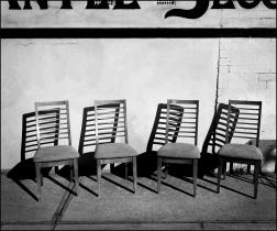 Street chairs