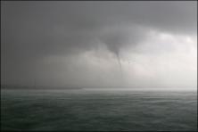 Fremantle waterspout